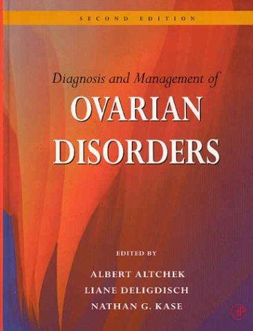 Diagnosis and management of ovarian disorders by
