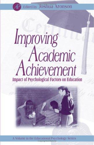 Image 0 of Improving Academic Achievement: Impact of Psychological Factors on Education (Ed