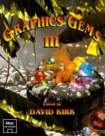 Graphics Gems III w/ Mac Disk by David Kirk