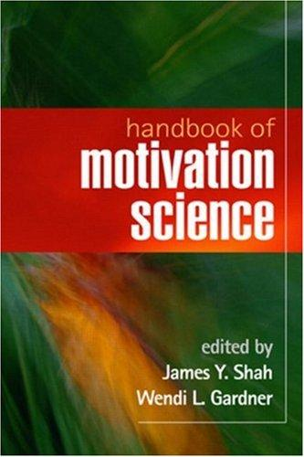 Image 0 of Handbook of Motivation Science