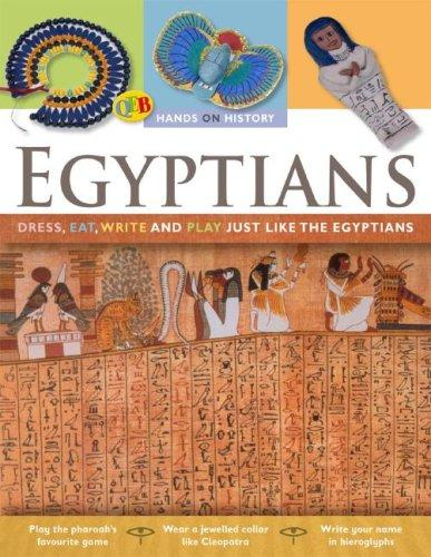 The Ancient Egyptians (Hands-On History) by Fiona MacDonald