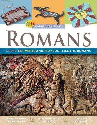 The Romans (Hands-On History) by Fiona MacDonald