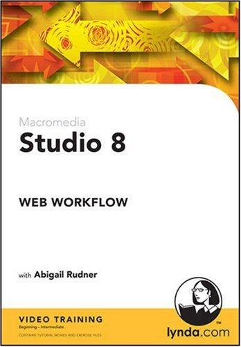Studio 8 Web Workflow by Abigail Rudner