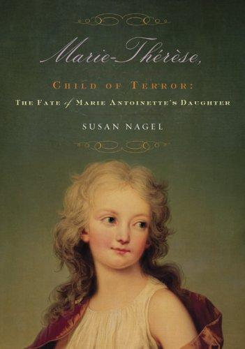 Marie-Therese, Child of Terror by Susan Nagel