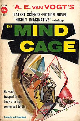 The Mind Cage by A. E. van Vogt