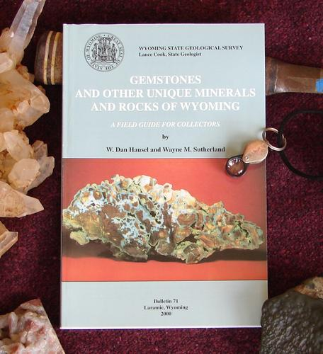Gemstones and other unique minerals and rocks of Wyoming by W. Dan Hausel