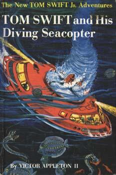 Tom Swift and His Diving Seacopter by James Duncan Lawrence