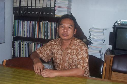 Photo of Sudaryatmo