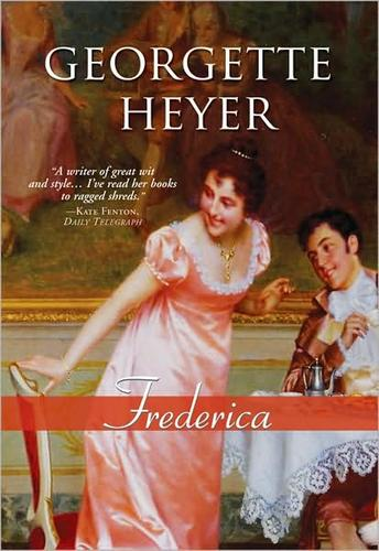 Frederica by Georgette Heyer