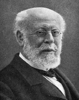Photo of Moritz Benedikt Cantor