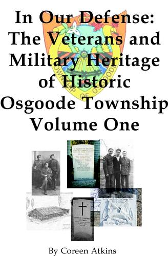 The York families of historic Osgoode Township, Carleton County, Ontario, Canada by Coreen Atkins-Sheldrick