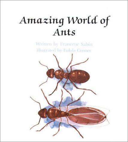 Amazing World Of Ants by Sabin