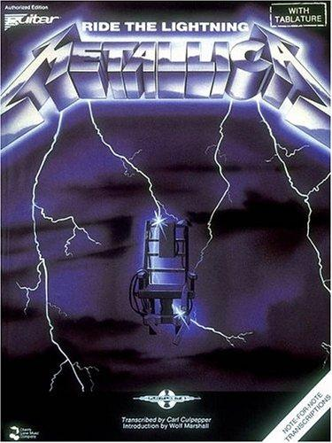 Metallica - Ride the Lightning by Metallica