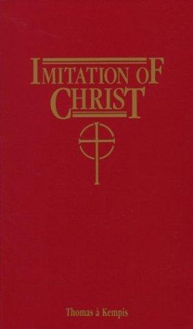 Imitation of Christ by Thomas à Kempis