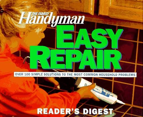 Easy repair by