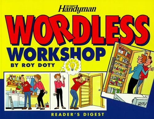 The family handyman Wordless workshop by Roy Doty