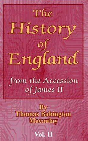 The History of England by Macaulay, Rose, Dame.