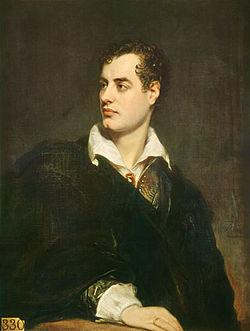Photo of Lord George Gordon Byron