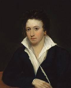 Photo of Percy Bysshe Shelley