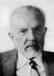 Photo of Rudolf Carnap