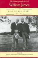 The Correspondence of William James