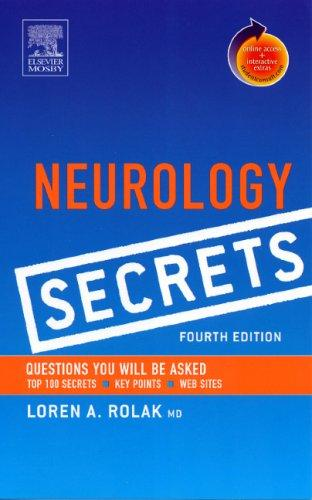 Neurology Secrets by Loren Rolak