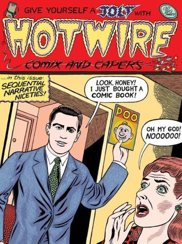 Hotwire Comix and Capers by Glenn Head