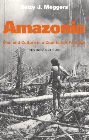 AMAZONIA REV by MEGGER BETTY J