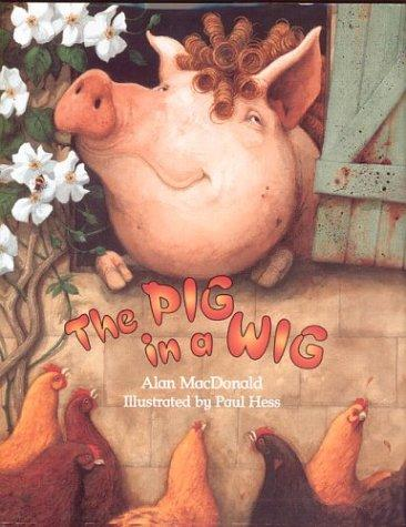 The Pig in a Wig