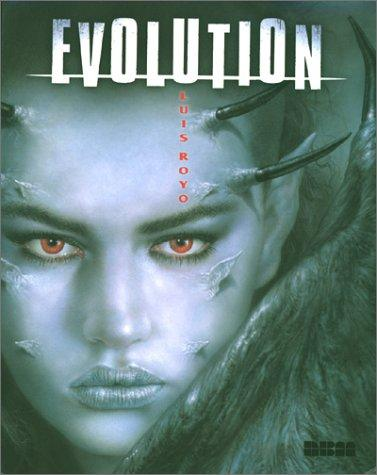 Evolution by Luis Royo