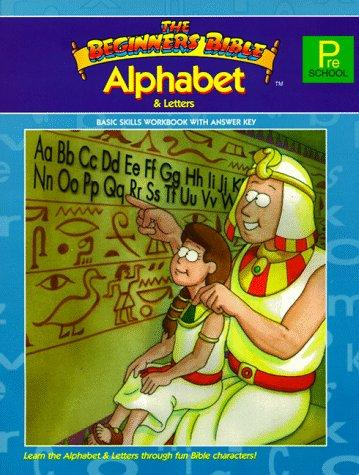 The Beginners Bible Alphabet & Letters by American Education Publishing
