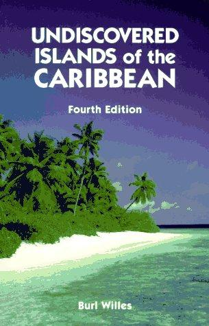 Undiscovered islands of the Caribbean
