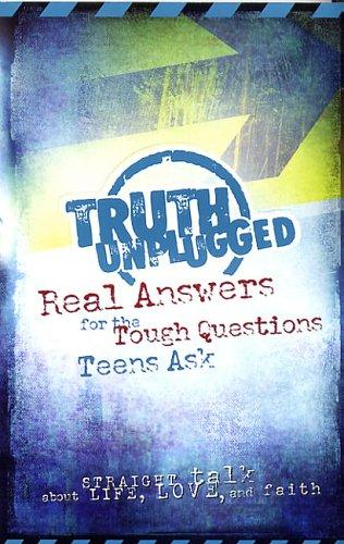 Truth Unplugged by John Maxwell, Jim Burns