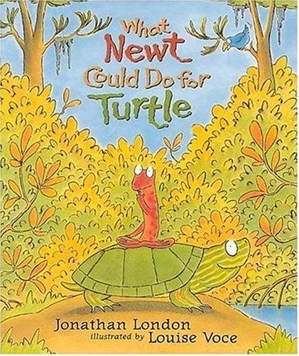 What Newt could do for Turtle by Jonathan London