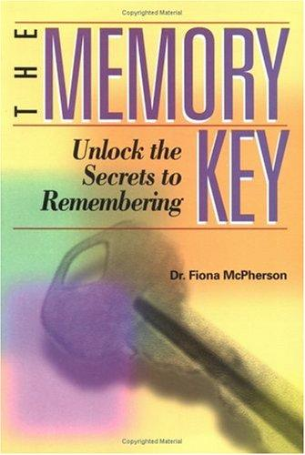The Memory Key by Fiona McPherson