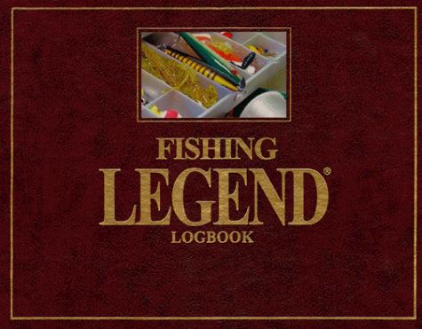 Fishing Legend Logbook by Glenn Murray