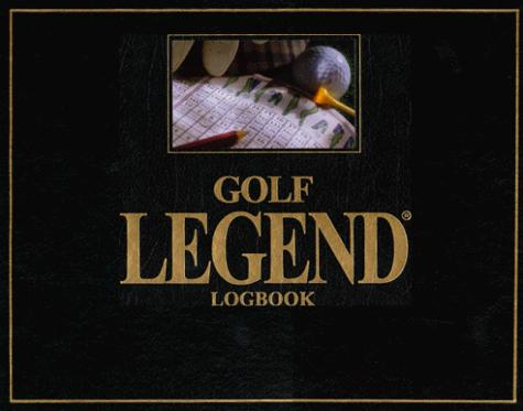Golf Legend Logbook by Glenn Murray