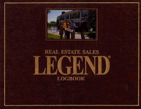 Real Estate Sales Legend Logbook by Glenn Murray