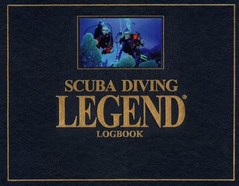 Scuba Diving Legend Logbook by Glenn Murray
