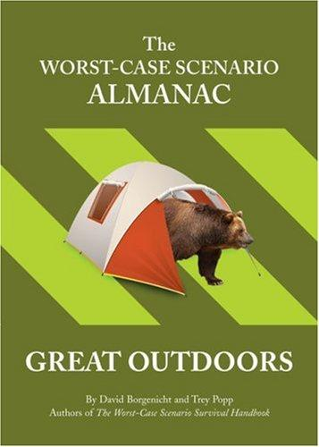 The Worst-Case Scenario Almanac by David Borgenicht