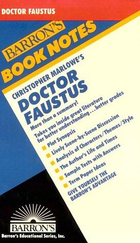 Christopher Marlowe's Doctor Faustus by Jane Rosner
