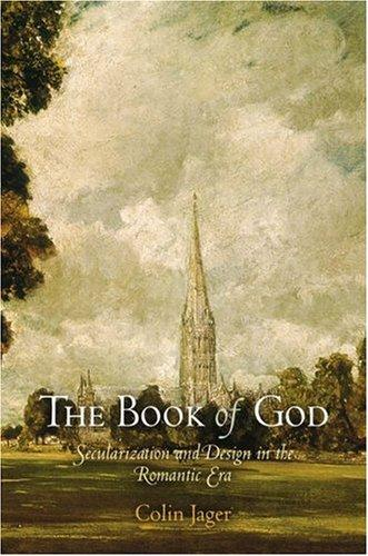 The Book of God by Colin Jager