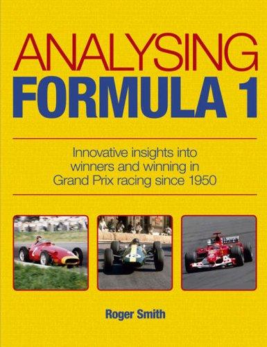 Analysing Formula 1 by Roger Smith