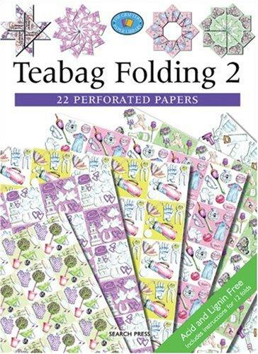 Image 0 of Teabag Folding 2: 22 Perforated Papers (The Crafter's Paper Library)