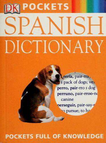 Spanish dictionary by