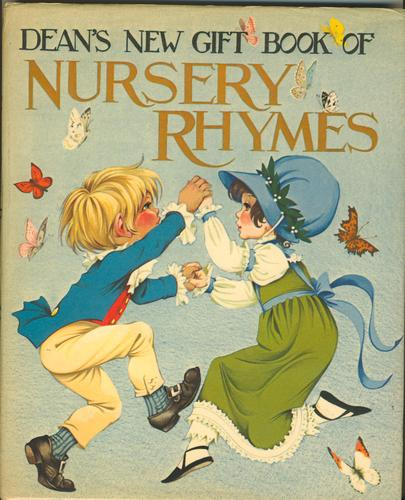 Dean's new gift book of nursery rhymes by Janet Grahame-Johnstone