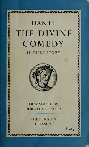 The Divine comedy. by Dante Alighieri