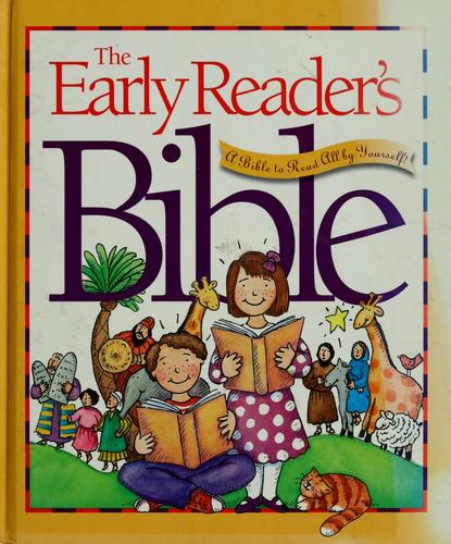 The early reader's Bible by Beers, V. Gilbert