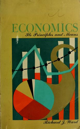 Economics by Richard Joseph Ward