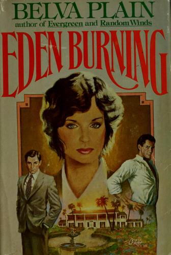 Eden burning by Plain, Belva.
